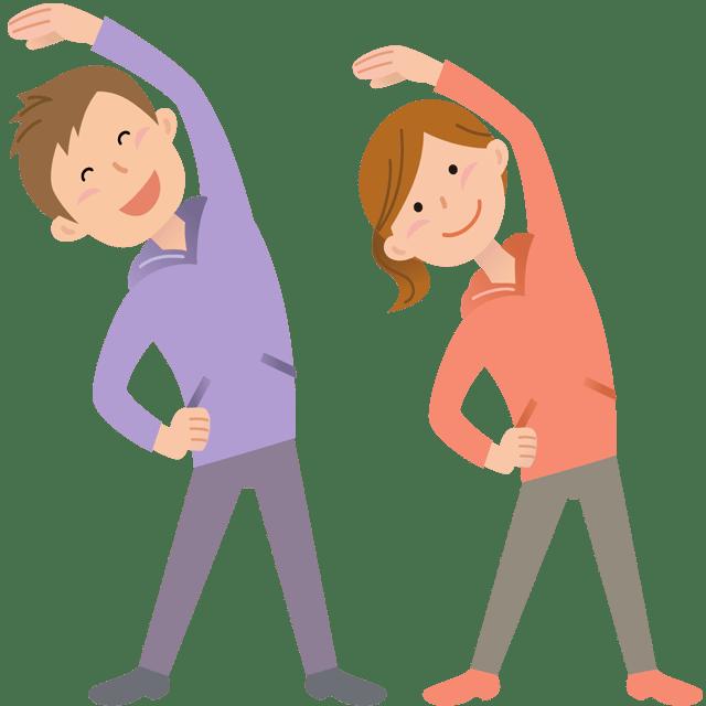 ラジオ体操・運動